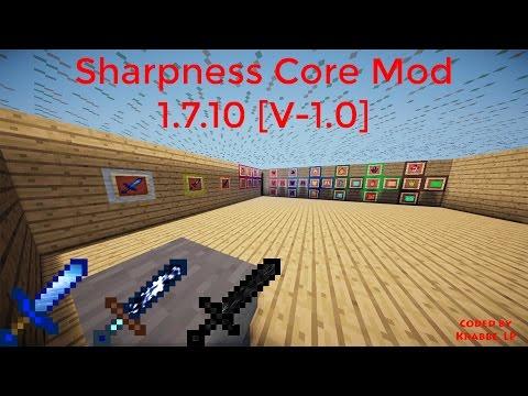 SharpnessCore V.1.0 | Mod Review #1