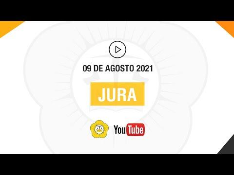 JURA 09 de Agosto 2021