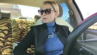 ЖЕНЩИНЕ ЗА 50 !!! Сможет ли она научиться водить машину?