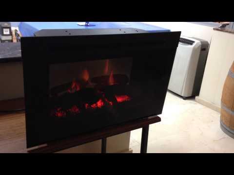 Chimenea eléctrica para insertar Firebox Optiflame