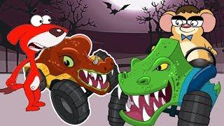 Rat-A-Tat |'Monster Truck Chase Best Vehicles Cartoons for Kids'| Chotoonz Kids Funny Cartoon Videos