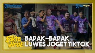Viral Video Bapak-bapak Luwes Berjoget di TikTok, Ternyata Ini Cerita di Baliknya