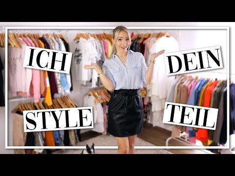 Mein NEUES Format mit EUCH! #StyleDeinTeil - TheBeauty2go