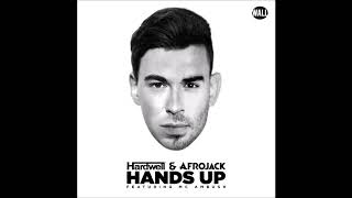 Hardwell & Afrojack ft. MC Ambush - Hands Up (Extended Mix)