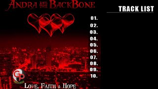 Andra And The Backbone - Love Faith & Hope [Full Album]