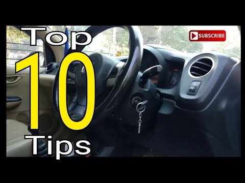 Top 10 tips :New Drivers [must watch] | learn driving