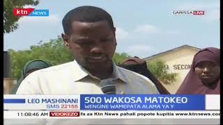 500 wakosa matokeo ya KCSE, swala hilo limezua tumbo joto