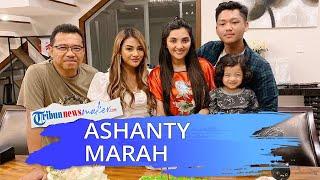 Ashanty Marah Rambut Arsya Hermansyah Jadi Merah Muda: Cowok Kok Dicat