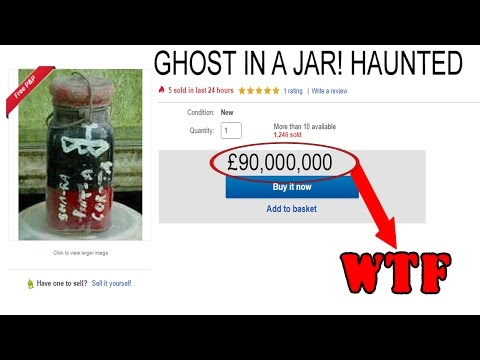 5 Most Bizarre & Pointless Items Sold On the Web!