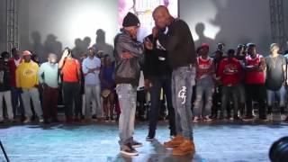 Kadabra MC vs Paizao ( Oficial Battle )