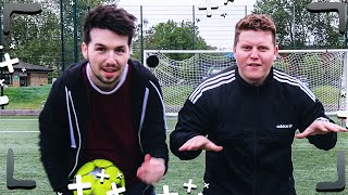 THE ULTIMATE FOOTBALL CHALLENGE!