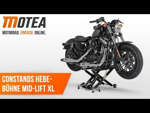 ConStands Midlift XL Paddock Stand / Montageständer / Hebebühne