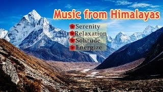 Music from Himalayas - Relaxation Music for Meditation, Healing and Deep Sleep - New Age