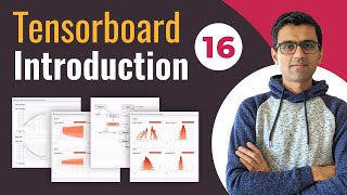 Tensorboard Introduction | Deep Learning Tutorial 16 (Tensorflow2.0, Keras & Python)