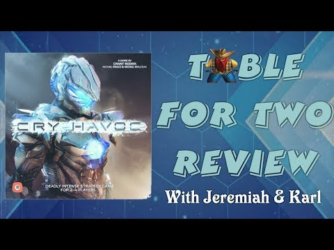 Table for Two Review : Cry Havoc