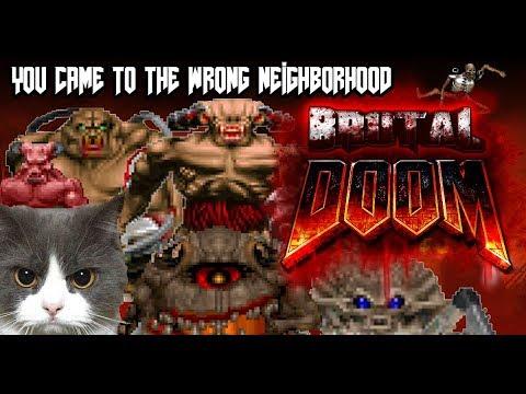 Doom II: Hell on Earth смотреть онлайн видео в отличном качестве и
