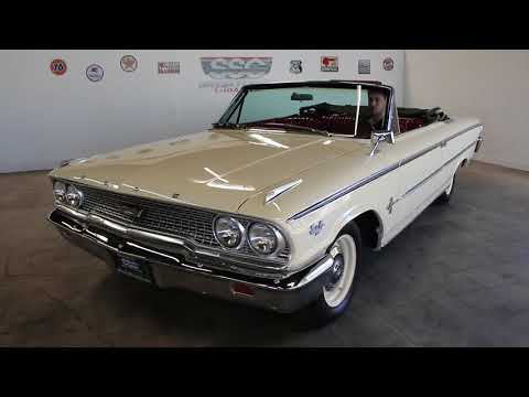 Video of 1963 Galaxie 500 XL - MVLW