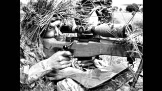 American Snipers in Vietnam