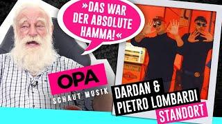 Opa Schaut Musik   Pietro Lombardi & Dardan (Standort)