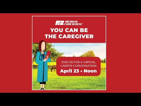 Be Agriculture: Be the Caregiver