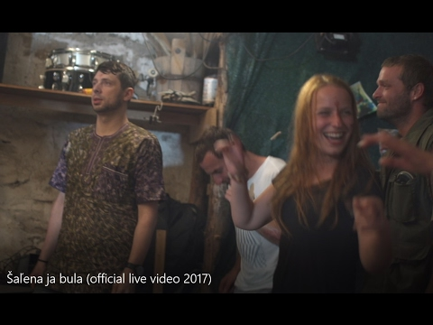 Helemese - Helemese, Šaľena ja bula (official live video 2017)