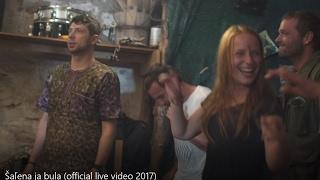 Video Helemese, Šaľena ja bula (official live video 2017)