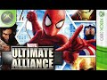 Longplay Of Marvel: Ultimate Alliance