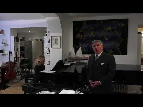 Gabriel Fauré - Mélodies<br />« Après un rêve ; Les berceaux ; Le secret »<br /> Antoine Normand ténor, Brigitte d'Andréa-Novel piano<br /> RecitHall, captation : Morgane Danan