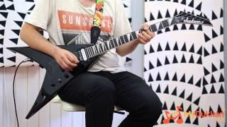Jackson JS32T King V - Elektro Gitar İncelemesi (Hızlı Video)