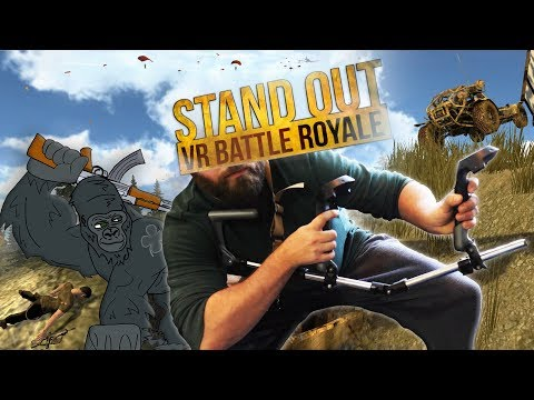 VR版的大逃殺遊戲?