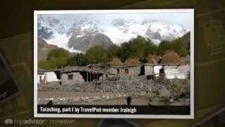 preview picture of video 'Nanga Parbat's Rupal Face Lraleigh's photos around Tareshing, Pakistan (rupal face pictures)'