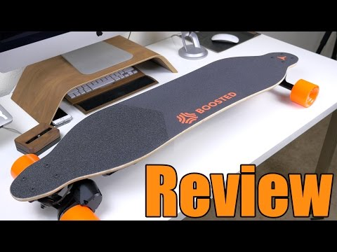 Boosted Board Review!