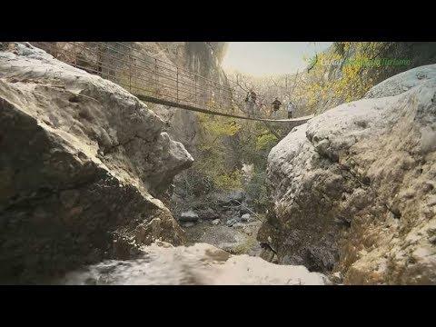 La Ruta de Los Cahorros, Monachil, Granada