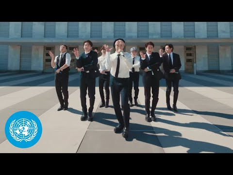 BTS: The members are UNstoppable as they perform Permission to Dance at UN General Assembly – watch video