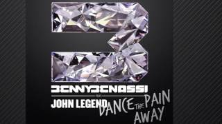 Benny Benassi feat. John Legend  - Dance The Pain Away (Eelke Kleijn Remix Radio Edit) [Official]