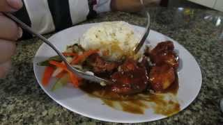 preview picture of video 'Mongolian Chicken Rice, P2, Fong Kitchen, Gerryko Malaysia'