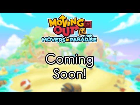 Movers in Paradise: DLC Announcement de Moving Out