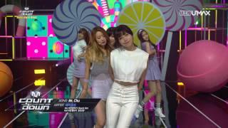 Apink (에이핑크) NoNoNo + Mr. Chu M! Countdown 4K UHD 60fps