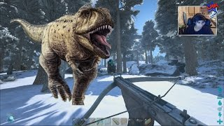 GIGA ATTACKS! - ARK SURVIVAL EVOLVED #30 with Vikkstar