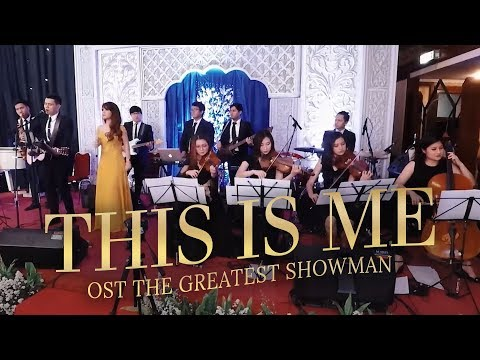 This Is Me - OST The Greatest Showman (Desmond Amos ft. Desmond Amos Entertainment)