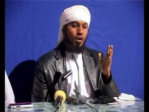 Sheikh Nurdin Kishki - ALAMA ZA WATU WA PEPONI 1/2