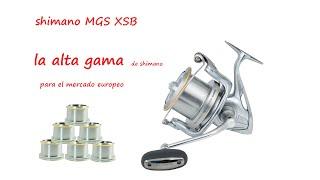 Shimano aero technium mgs-xsb 10000 price