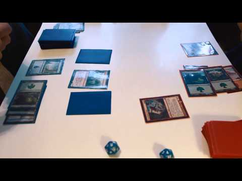 Magic the Gathering: Casual games with friends