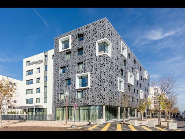 Hôtel Marriott et 65 logements – Blagnac (31)