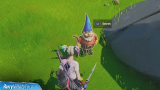 Find Gnomes at Homely Hills All Locations - Fortnite