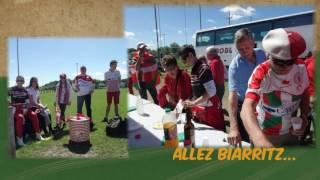 Match de rugby, Biarritz Mont de Marsan