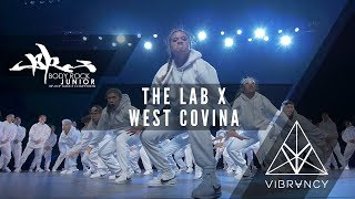 [1st Place] The Lab x West Covina | Body Rock Junior 2017 [@VIBRVNCY Front Row 4K] #BRJR2017