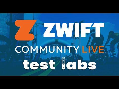 ZWIFT COMMUNITY TEST LABS #6