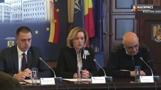 Carmen Dan: Există risc de avalanşă în special în zonele de munte din Argeş