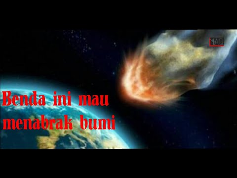 Kabar berita dari NASA. Asteroid sebesar istana ingeris